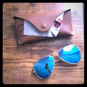 Ray -Ban polarized sunglasses